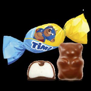 شکلات تیمی آبی