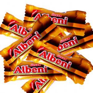 شکلات مینی آلبانی