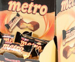 شکلات مترو مینی