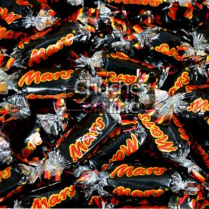 شکلات مینی مارس
