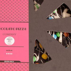 پیتزا شکلات ام اند امز