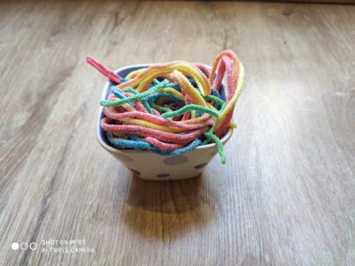 پاستیل اسپاگتی جوجو