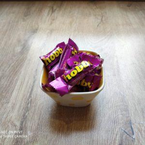 شکلات هوبی مینی