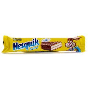 نسکوئیک شکلات بار
