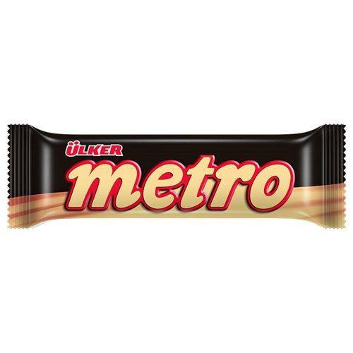 شکلات مترو اولکر