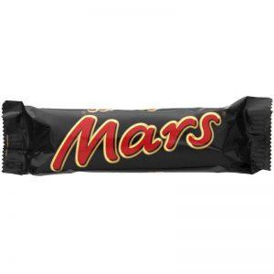 شکلات مارس