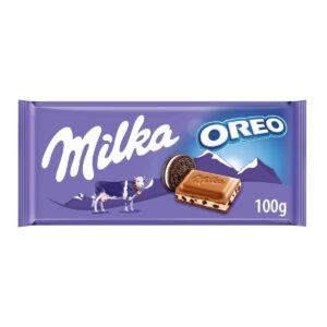 شکلات میلکا oreo