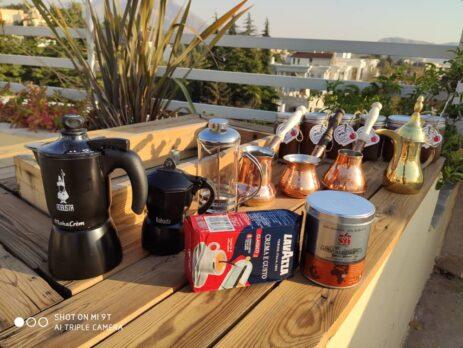 انواع قهوه و روش طبخ