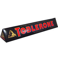 شکلات تابلرون مشکی