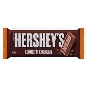 شکلات هرشیز کوکی