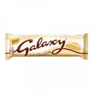 شکلات سفید گلکسی