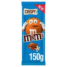 شکلات بار ام اند ام