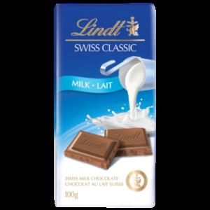 شکلات شیری لینت