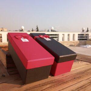 جعبه مستطیل هارد باکس