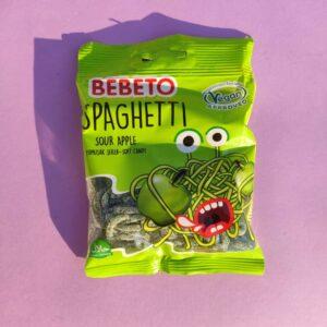 پاستیل اسپاگتی وگان